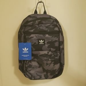 Adidas camo backpack